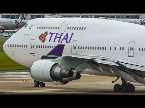 30 Minutes of EXCELLENT Plane Spotting | A380 B747 B777 A350 B787 | Sydney Airport Plane Spotting