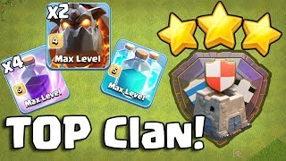 Top Clan LaLoonion Clone Spell Strategy 2018 | Th11 Legend League 3 Star Attack Guide Clash Of Clans