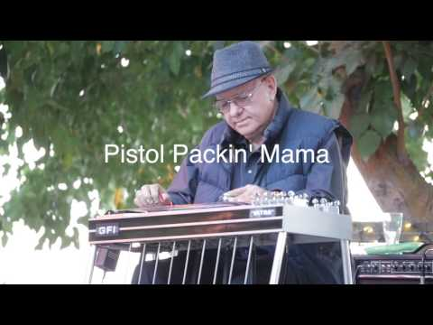 Merle Haggard's Pedal Steel Guitar Player - Norm Hamlet Compilation