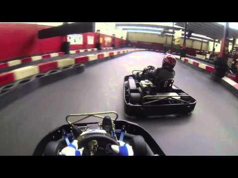 GoPro JDR Karting Gloucester