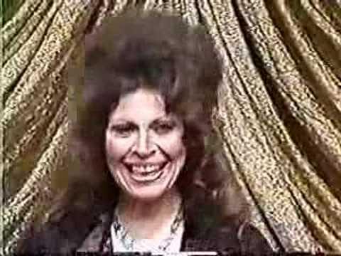 Ann Wedgeworth wins Tony Award 1978