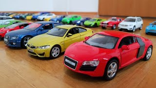 Push Cars forward, Let's Go Pull back cars 'Welly Cars'
