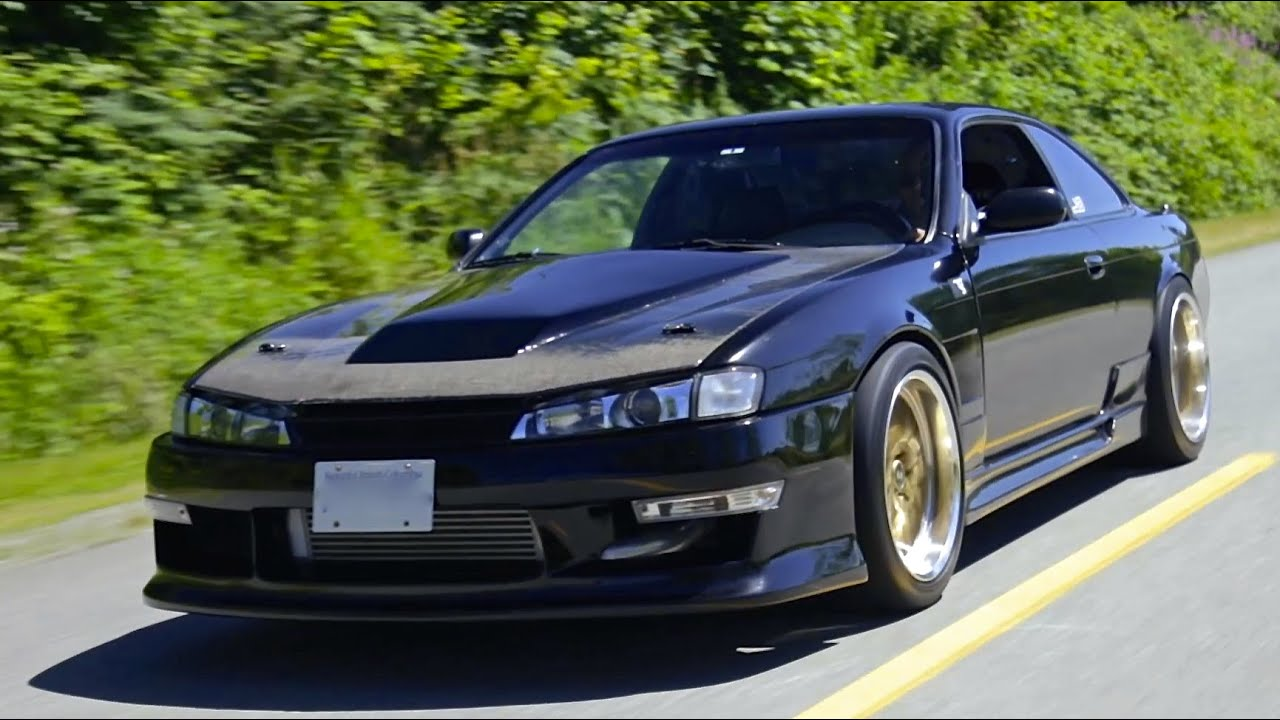 680 Whp Nissan S14 From Hell The 2jz Powered Mongoose Youtube 1998 240sx For Sale