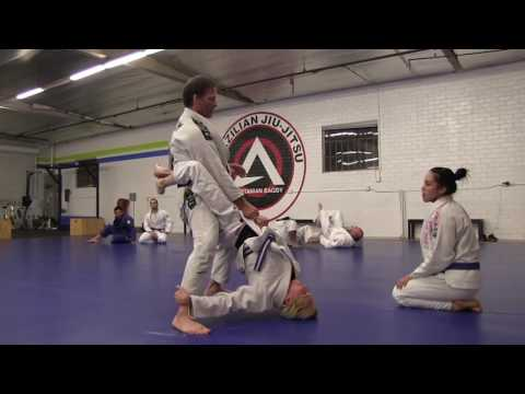 BJJ Tips From Dartanian Bagby