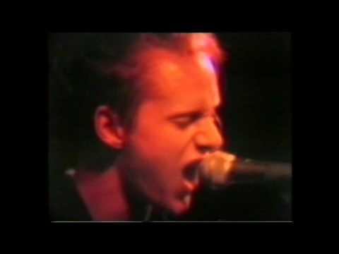 The Nuisance - Dreadful Shadows - Sven Friedrich -Berlin   Zähnefestival 1992  Erfurt