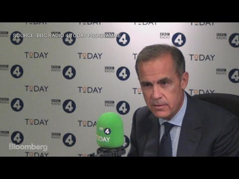 Carney Says Rates to Rise in `Relatively Near Term'