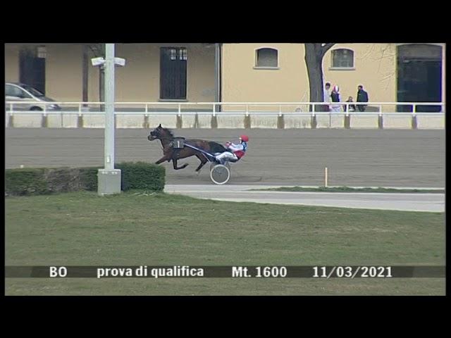 2011 03 11   Metri 1600   Prova di qualifica