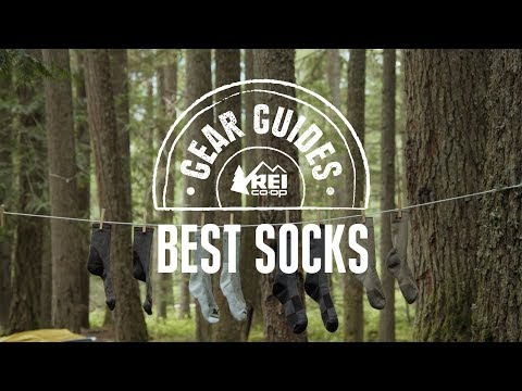 REI Co-op Gear Guide: Best Hiking Socks