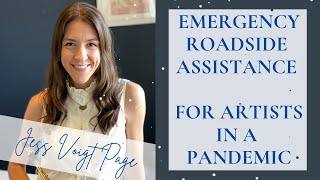 Artist Emergency Roadside Assistance – Three Minute Thursday!
