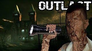 Страшные Опыты над Людьми в Психбольнице! [Outlast]
