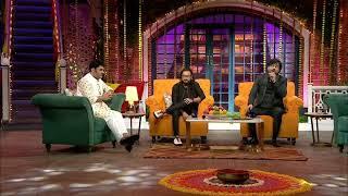 Ajay Atul Dhadak title track in Kapil Sharma Show