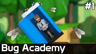Bug Academy [#1] Symulator SUPER MUCH