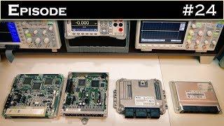 EPISODE 24 : Anatomie des calculateurs moteur (ECU) pour véhicules modernes