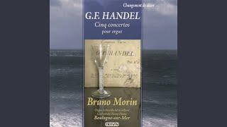 "Concerto No. 13 en fa majeur, HWV 295 ""Le Coucou et le Rossignol"": I. Larghetto"