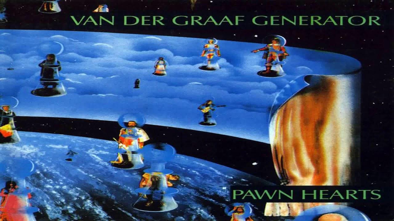 Van Der Graaf Generator - Pawn Hearts  Full Album