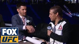 Urijah Faber settles his beef with Dominick Cruz, discusses what