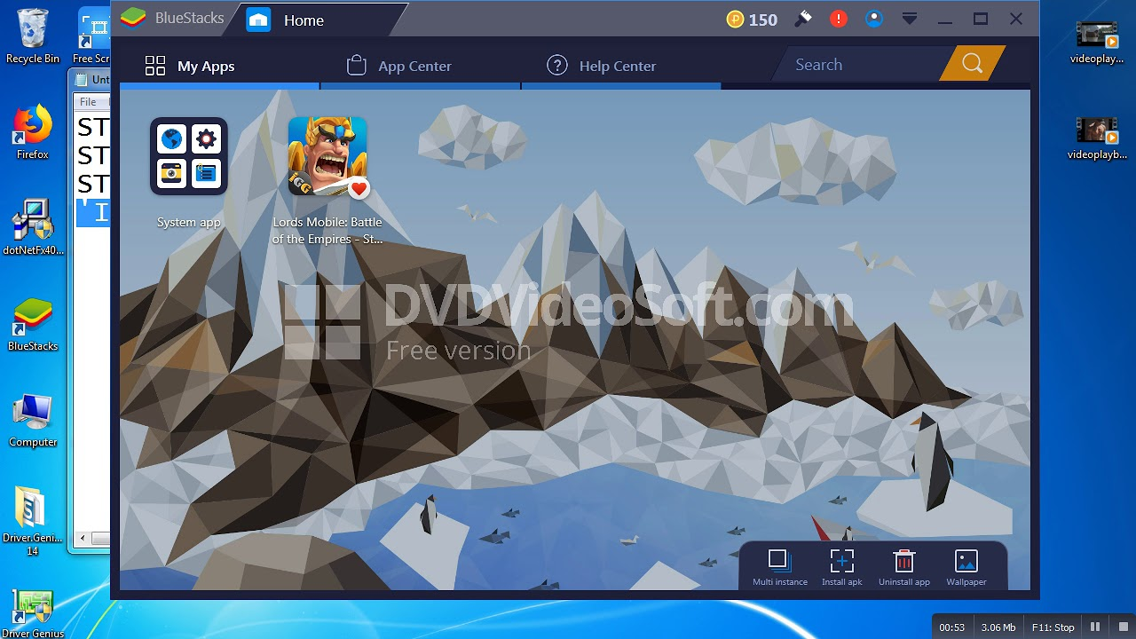 bluestacks mac install apk
