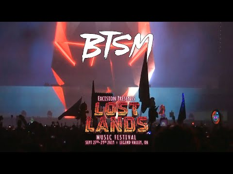 Black Tiger Sex Machine @ Lost Lands 2019