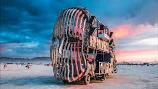 EEEMUS @ Burning Man Set 2017 HeadSpace Mutant Vehicle - Melodic Journey