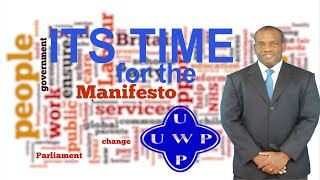 UWP Team Dominica - Manifesto Launch