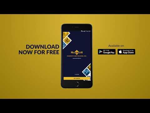 Mansmith Mobile App