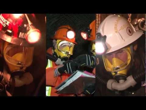 International Mines Rescue Body / IMRB 2013 Conference Niagara Falls
