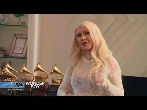 Christina Aguilera  Beautiful  20 20 WONDER BOY