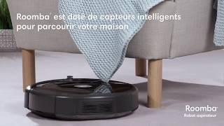 Robot hút bụi Irobot Roomba 675 - Rubyshop - 0835191146