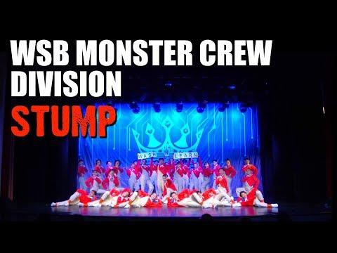 STUMP (Philippines) | WSB Monster Crew Silver Medallist #WSB2k17