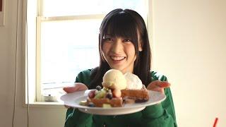 矢島舞美のUTB連載企画『やじマップSweets修行の旅』メイキング映像がリ...