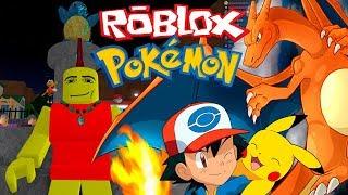№785: ПОКЕМОН МАСТЕР НИЛАМОП - Roblox - Pokemon Brick Bronze