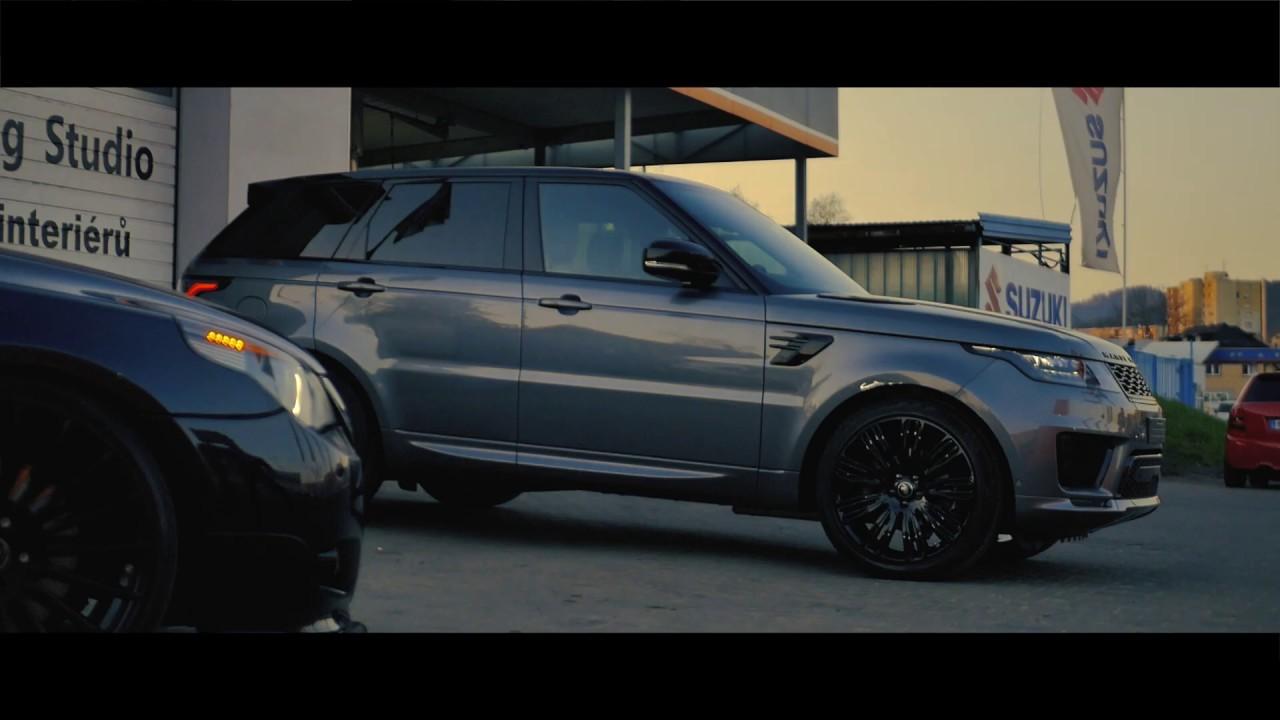 ML Detailing | Range Rover Sport