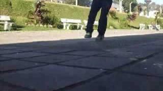 The Hard Steps (((Treino))) Caiinan e Gee. Luks