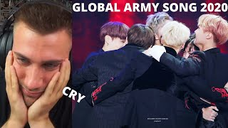 "Download IM CRYING 🥺😪 2020 Global ARMY Song ""7 Reasons"" Official MV -Gracie Ranan ft. ARMY - REACTION"