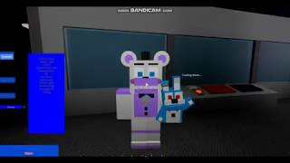 Fnaf Sister Location -YOU CAN'T HIDE- Roblox video