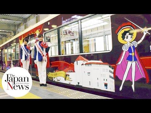 Manga artist Osamu Tezuka's hometown in The Japan News