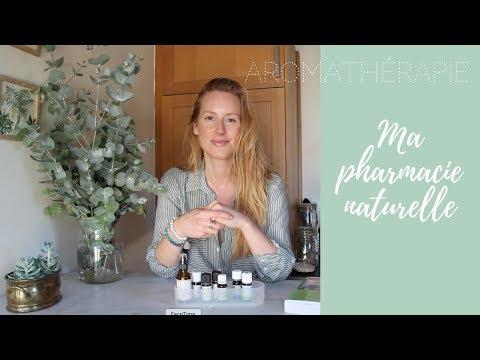 La pharmacie naturelle- aromathérapie / www.claireandreewitch.com
