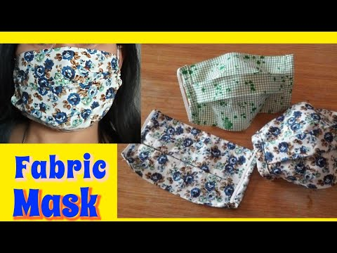 how-to-sew-a-simple-fabric-face-mask