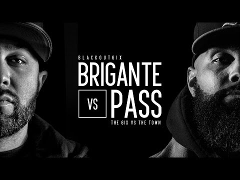 KOTD - Rap Battle - Bishop Brigante vs Pass | #BO6ix
