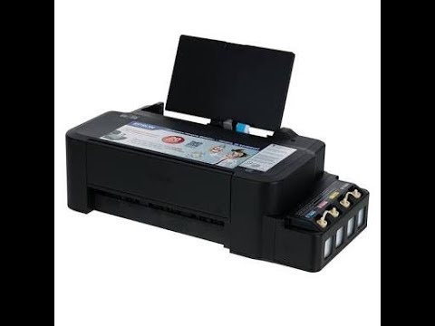 Cara Manual Head Cleaning Printer Epson L120 Youtube