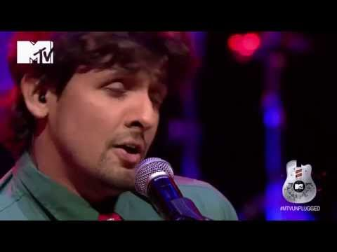 Crazy Dil | Sonu Nigam | MTV Unpluged