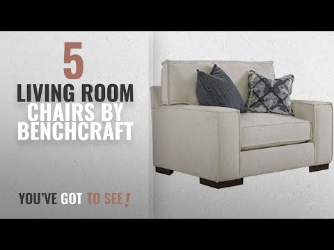"Top 10 Benchcraft Living Room Chairs [2018]: Benchcraft Kendleton 5470423 51"" Chair and a Half with"