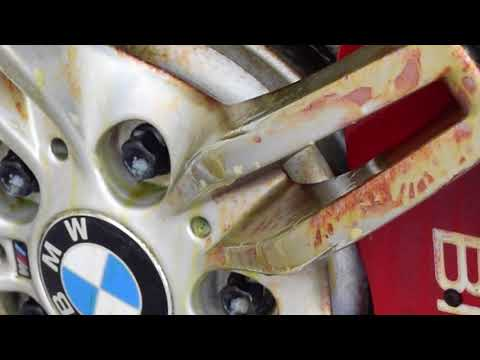Mckees 37 Paint Coating Review >> Spray & Rinse Wheel Cleaning with McKee's 37 | Doovi