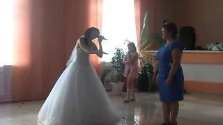 Песня для мамы от невесты (До слёз!!!)
