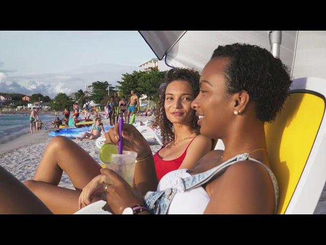 Plas' Makrélaj' à l'Hôtel Bambou - Martinique