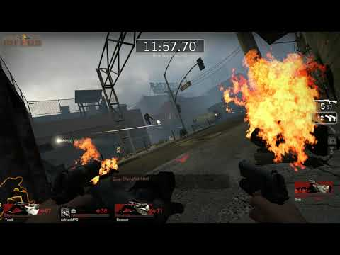 Left 4 Dead: unsilly people simulate serious esport teams in Sacrifice - Port