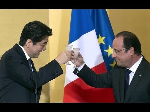 Running away from trouble? Abe's Europe tour comes under question