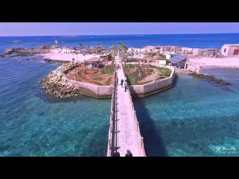 Tripoli from sky