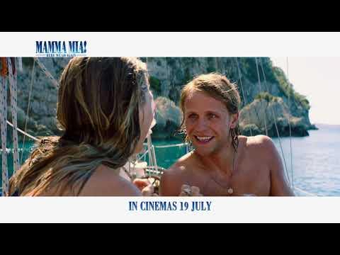 Mamma Mia! Here We Go Again | 30 Stairs | In Cinemas 19 July