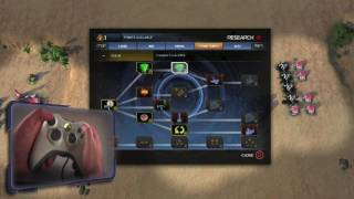 Supreme Commander 2 - XBox 360 Controls Video